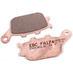 Klocki hamulcowe na tył EBC FA174HH KAWASAKI KLV KLZ 1000 Z750 Z1000