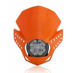 Uniwersalna lampa pomarańczowa LED ACERBIS FULMINE
