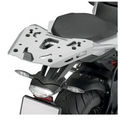 Kappa stelaż kufra centralnego BMW S 1000 XR 15-19 z aluminiową płytą monokey