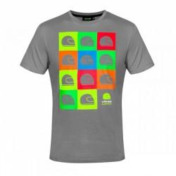 VR46 T-shirt koszulka motocyklowa męska