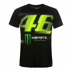 VR46 T-shirt koszulka motocyklowa męska MONZA