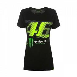 VR46 T-shirt koszulka motocyklowa damska