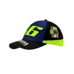 VR46 czapka z daszkiem dziecieca