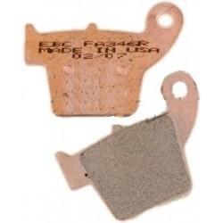 Klocki hamulcowe EBC FA346 R HONDA CR125 250 CRF150 250 450
