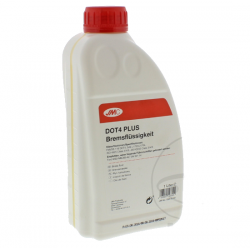 Syntetyczny płyn hamulcowy JMC DOT4 PLUS 1 litr