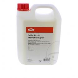 Syntetyczny płyn hamulcowy JMC DOT4 PLUS 5 litrów