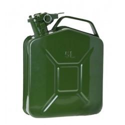 Kanister zbiornik na paliwo metalowy 5L