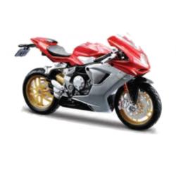 BURAGO model motocykla MV AGUSTA F3 SERIE ORO