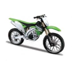 BURAGO model motocykla KAWASAKI KX 450 F