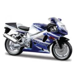 BURAGO model motocykla SUZUKI GSX-R 750