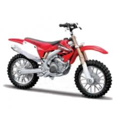 BURAGO model motocykla HONDA CRF 450 R