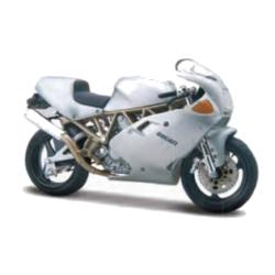 BURAGO model motocykla DUCATI SUPERSPORT 900 FE