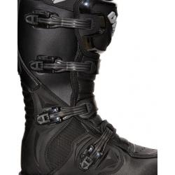 Zestaw klamr, pasków i mocowań do butów IMX X-ONE/X-TWO BLACK