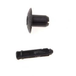 Spinka, kołek nit plastik do owiewki motocyklowej M8