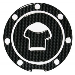 Osłona wlewu paliwa Carbon Honda (7 otworów)