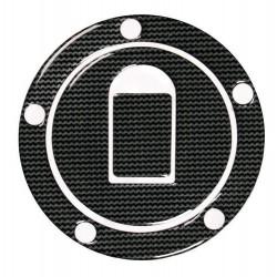 Osłona wlewu paliwa Carbon Kawasaki (5 otworów)