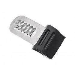 Zapięcie kasku listwa metal mikrometryczne LS2