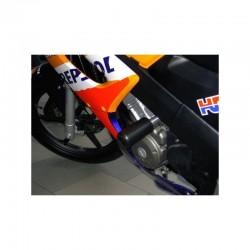 Womet-Tech crash-pady HONDA CBR 125 2011- JC50