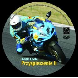 Przyspieszenie II Biblia pokonywania zakrętów film DVD Keith Code