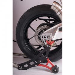 Womet-Tech podnośnik motocyklowy aluminiowy pod rolki PRO PADOCK
