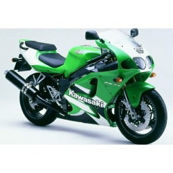 Womet-Tech crash-pady KAWASAKI ZX-7R 1996-2000