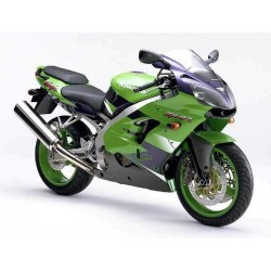 Womet-Tech crash-pady KAWASAKI ZX-9R 1998-2002