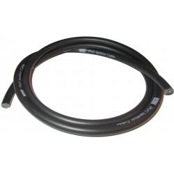 Przewód wysokiego napięcia BERU 7 mm czarny 1m