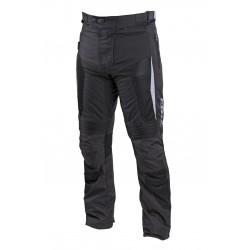 Spodnie motocyklowe tekstylne męskie SECA HYBRID II SHORT BLACK