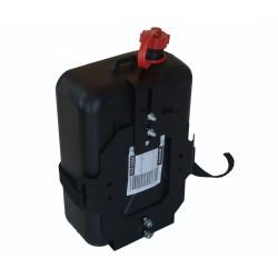 Zestaw, mocowanie do kufra + kanister 2L DARKOJAK