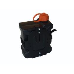 Zestaw, mocowanie do kufra + kanister 2,5L DARKOJAK