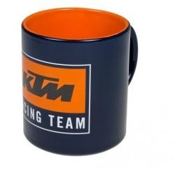 Kubek z logiem KTM Racing Team.