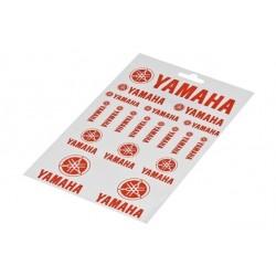 Zestaw oryginalnych naklejek Yamaha