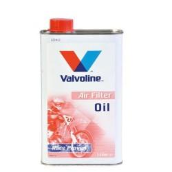 Olej do filtrów powietrza Valvoline Air Filter Oil - 1L