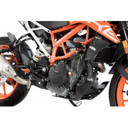 Osłony dekli silnika PUIG do KTM 390 DUKE RC 390