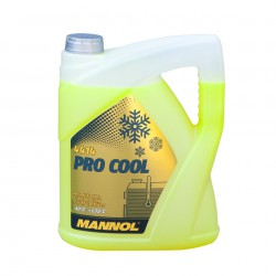 MANNOL PRO COOL Płyn chłodniczy motocyklowy 5L (-40*/+135*)