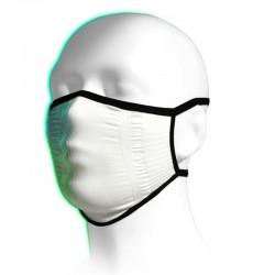 Maska, maseczka na twarz higieniczna bakteriostatyczna WHITE S