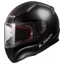 KASK INTEGRALNY LS2 FF353 RAPID SOLID GLOSS BLACK