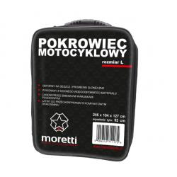 Pokrowiec na motocykl skuter wodoodporny MORETTI