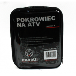 Pokrowiec na quada ATV wodoodporny MORETTI