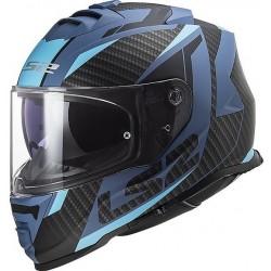 Kask integralny sportowy LS2 FF800 STORM RACER MATT BLUE