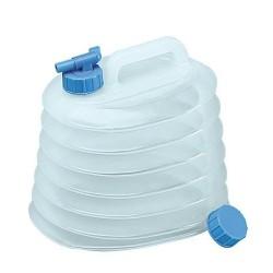Lampa Tanky, zbiornik harmonijkowy z kranikiem na wodę 5 l