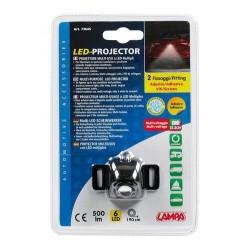 Reflektor halogen mini do motocykla LED - 12/30V 4W