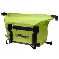 Leoshi Adventure Moto 5 wodoodporna torba rolka bagażowa fluo