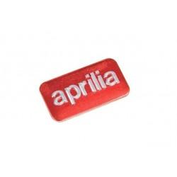 Emblemat / naklejka Aprilia 3D 24x13mm, Aprilia 125-1100