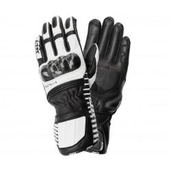 SECA MERCURY IV WHITE/BLACK męskie turystyczne rękawice motocyklowe