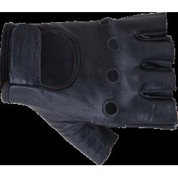 SECA RIDER rękawice letnie skórzane bez palców