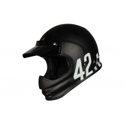 Kask VIRGO DANNY Matt Black ORIGINE