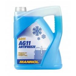 MANNOL płyn do chłodnic niebieski AG11 5L