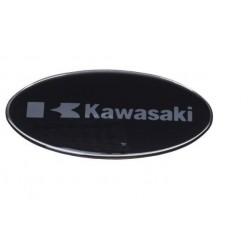 Naklejka kufra czarna napis K-MAX