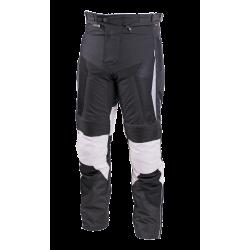 SECA HYBRID II GRAY spodnie motocyklowe tekstylne męskie